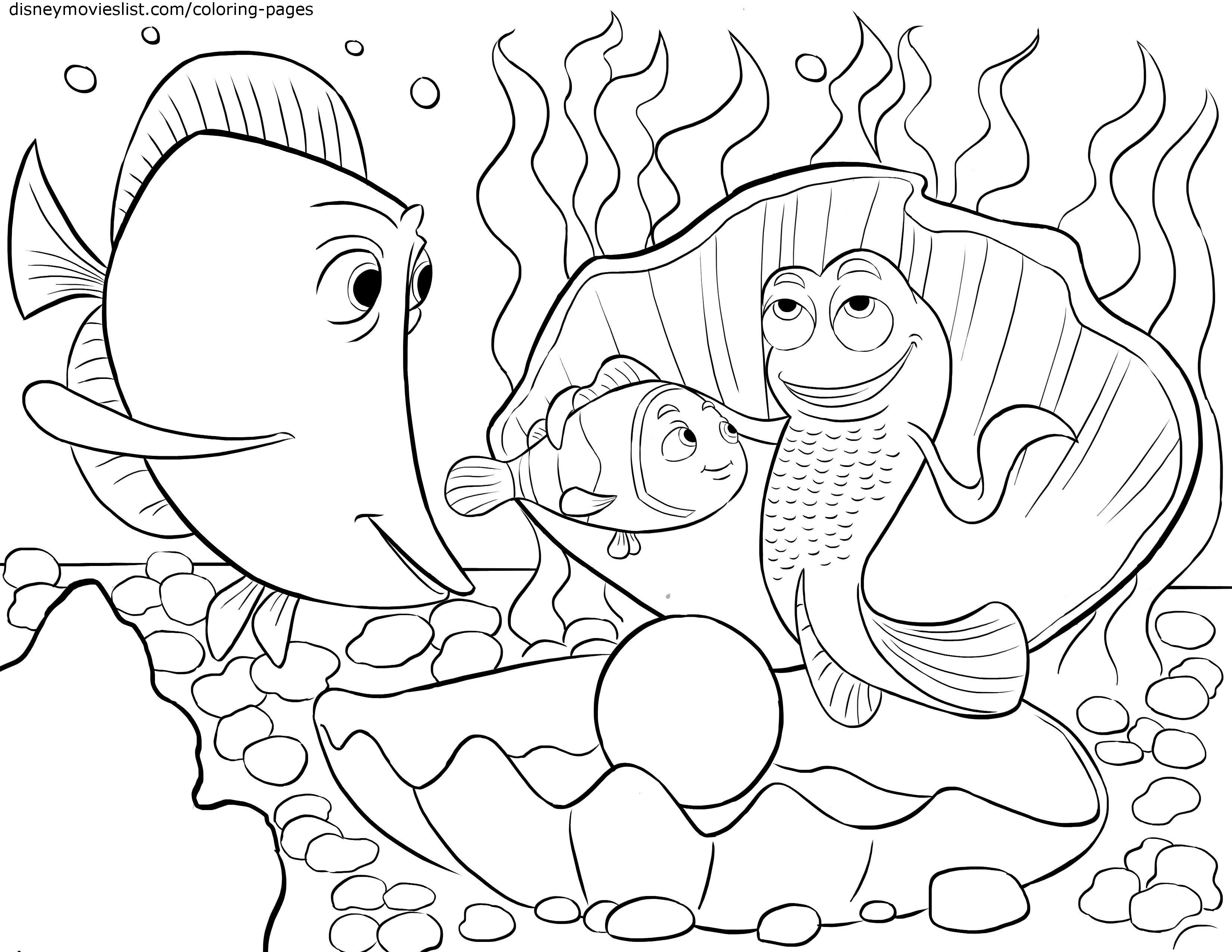 Gurgle a Nemo